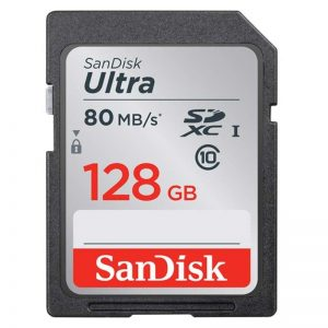کارت حافظه SanDisk 128GB Ultra UHS-I SDXC