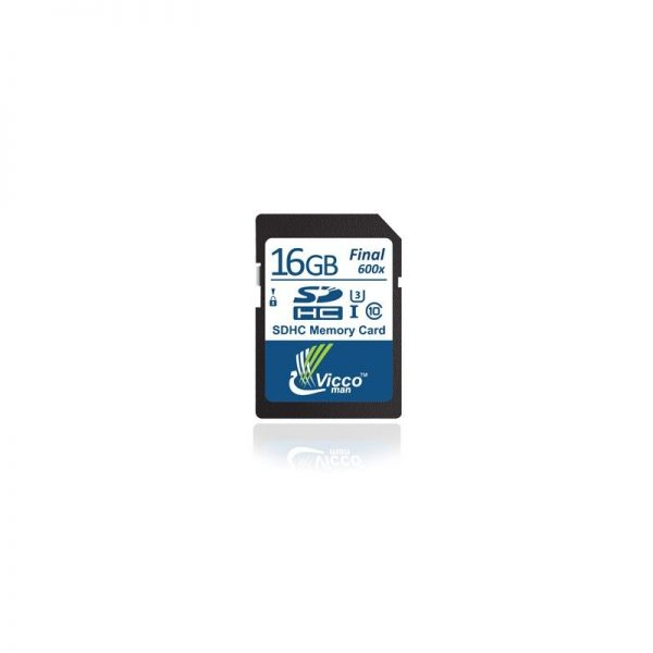 کارت حافظه SD 16GB Final 600X C10
