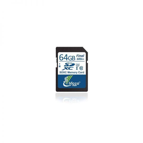 کارت حافظه SD 64GB Final 600X C10
