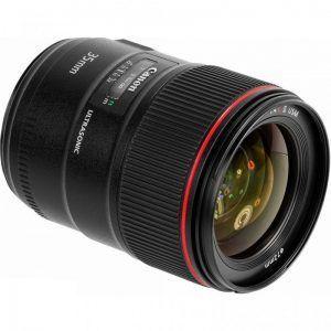 لنز دوربین کانن canon EF 35mm f/1.4L II USM