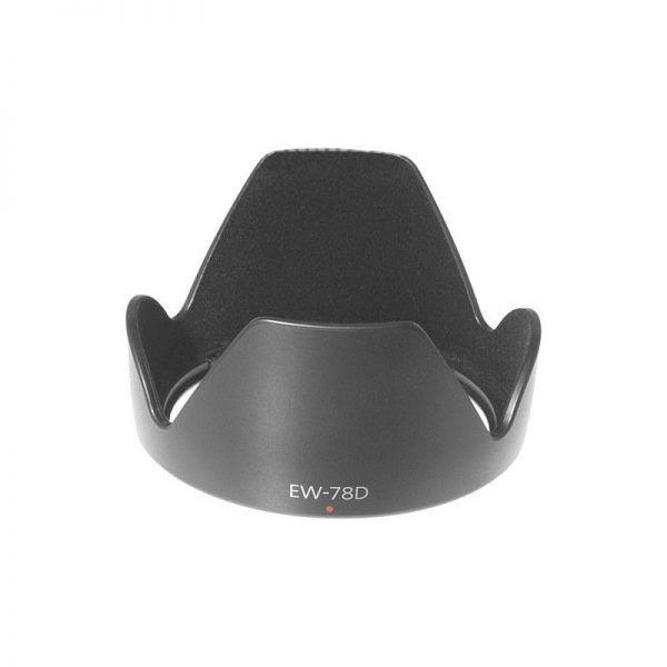 لنز هود EW-78D for EF 28-200mm f/3.5-5.6 and EF-S 18-200mm Lens Hood