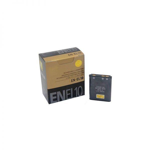 باتری نیکون Nikon EN-EL10 Lithium-lon battery-HC