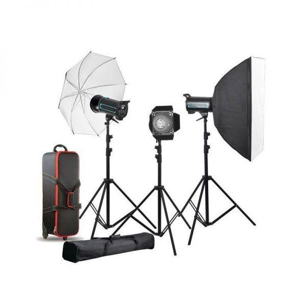 کیت فلاش استودیویی Godox QS300 II