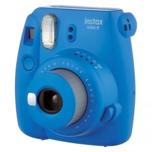 دوربین فوجی-fujifilm instax mini 9 instant film camera-Blue