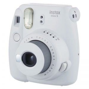 دوربین فوجی-fujifilm instax mini 9 instant film camera Smokey White