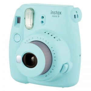 دوربین فوجی-fujifilm instax mini 9 instant film camera Ice Blue