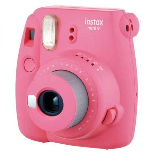 دوربین فوجی-fujifilm instax mini 9 instant film camera Flamingo Pink