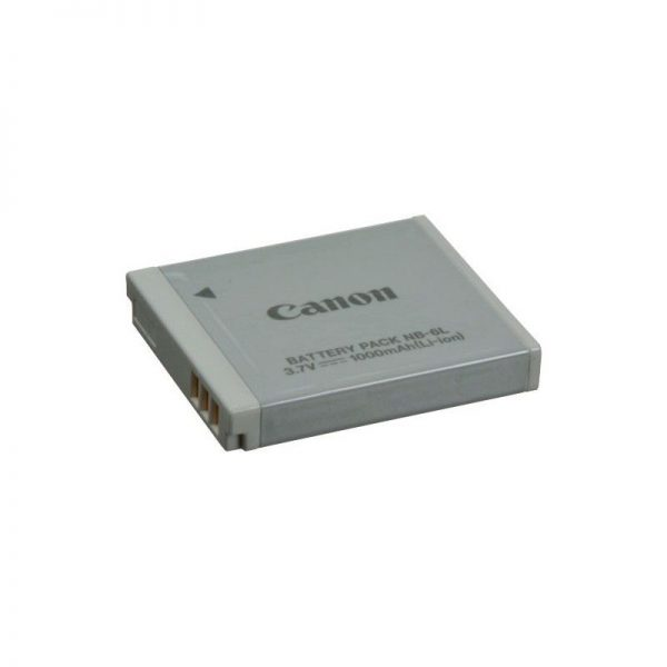 باتری کانن-Canon Battery pack NB-6L lithium-lon