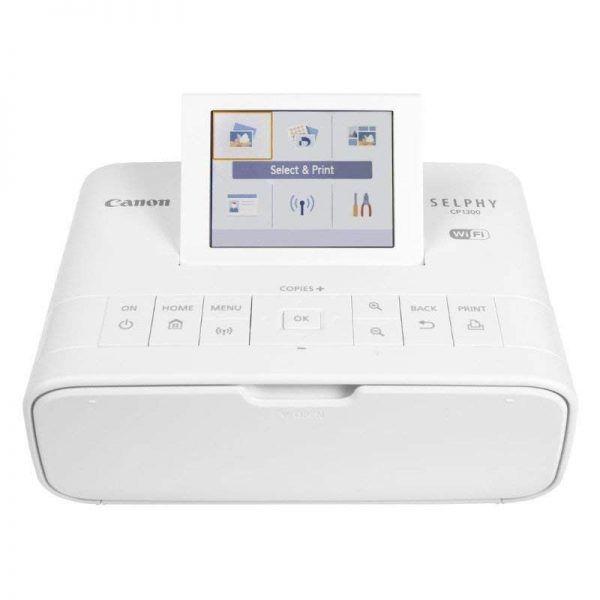 چاپگر کانن SELPHY CP1300 WHITE