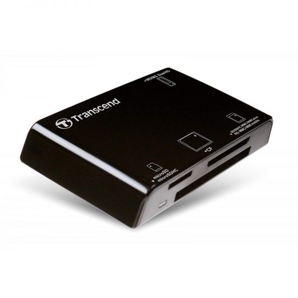 کارت ریدر Transcend All-in-1 Multi Card Reader USB2.0