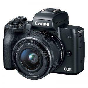 کانن Canon EOS M50 kit 15-45