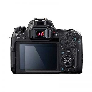 محافظ صفحه LCD Screen Protector Canon 77D