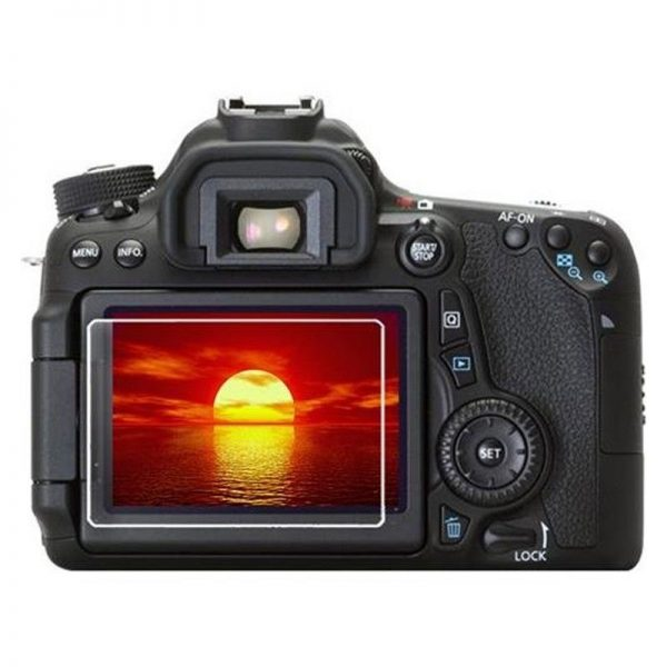 محافظ صفحه LCD Screen Protector Canon EOS 70D