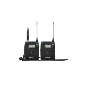 میکروفن یقه ای سنایزر Sennheiser EW 112P G4-B Microphone