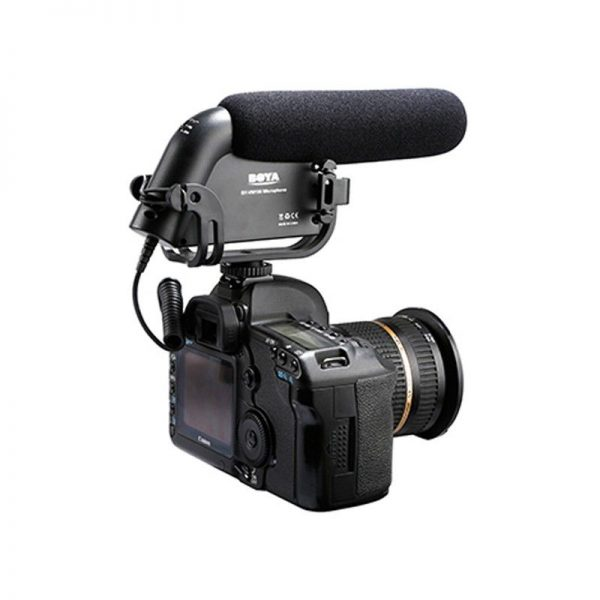 میکروفن بویا BOYA Microphone BY-VM190MIC