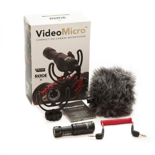 میکروفن رود RODE VideoMicro-HC