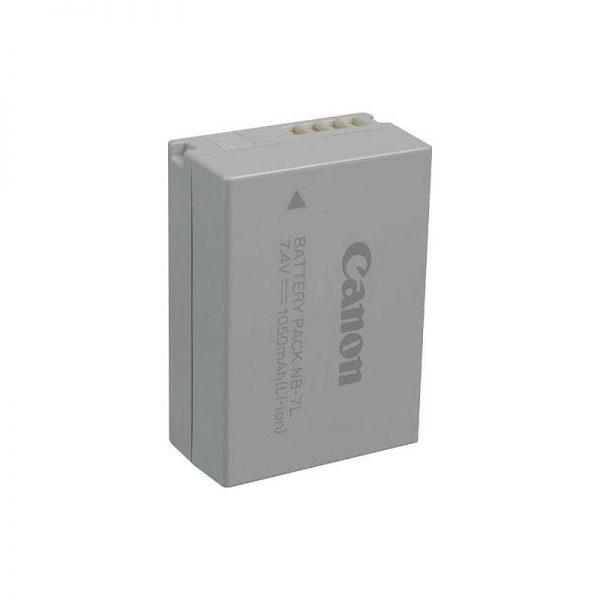 باتری کانن- Canon NB-7L Lithium-Ion Battery Pack-HC