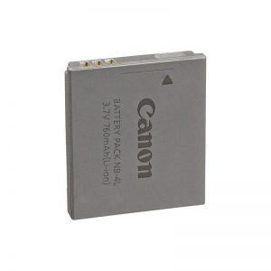 باتری کانن -Canon NB-4L Lithium-Ion Battery Pack-HC