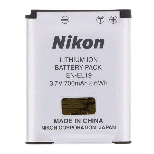 باتری نیکون Nikon EN-EL19 Rechargeable Lithium-Ion Battery