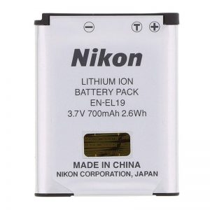 باتری نیکون Nikon EN-EL19 Rechargeable Lithium-Ion Battery