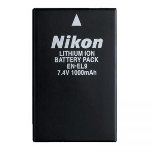 باتری Nikon EN-EL9 Lithium-Ion Battery-HC