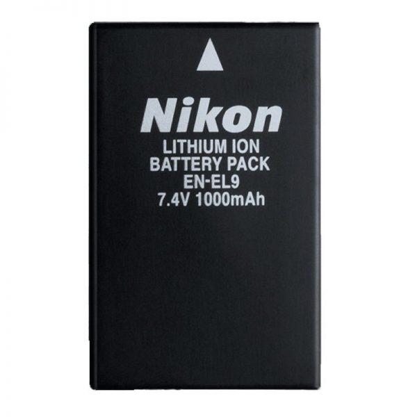 باتری Nikon EN-EL9 Lithium-Ion Battery-HC