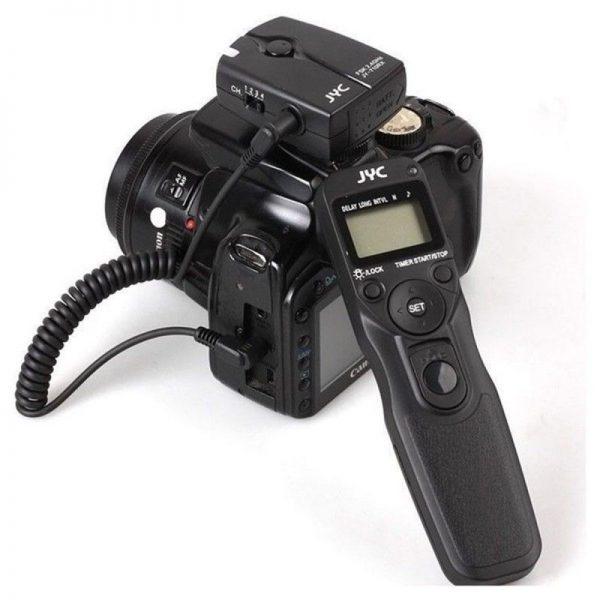 ریموت کنترل VILTROX JY-710 N3 Wireless Digital Timer for Nikon