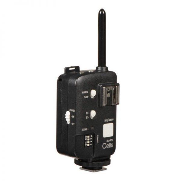 گیرنده و فرستنده گودکس Godox Cells II-N Transceiver for Nikon