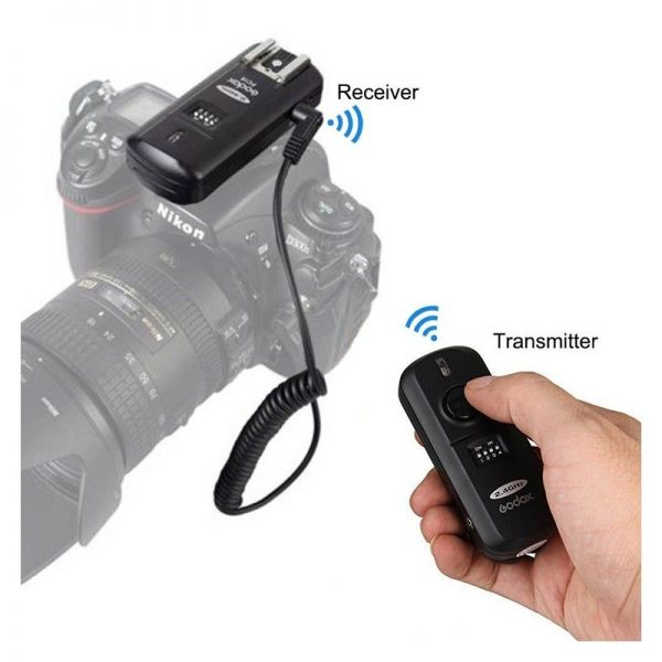 ریموت کنترل گودکس Godox FC-16 C 2.4GHz Wireless Remote Flash Trigger