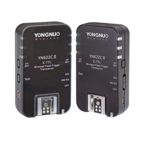 رادیو تریگر یانگنو Yongnuo YN-622C II E-TTL Wireless Flash Transceiver for