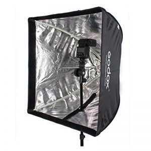 سافت باکس چتریGodox Portable 50x70 for Speedlite