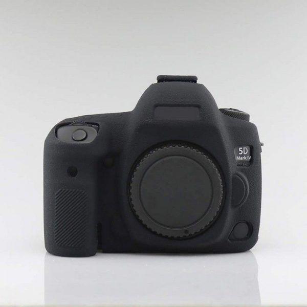 کاور ژله ای دوربین کانن 5DMark IV black