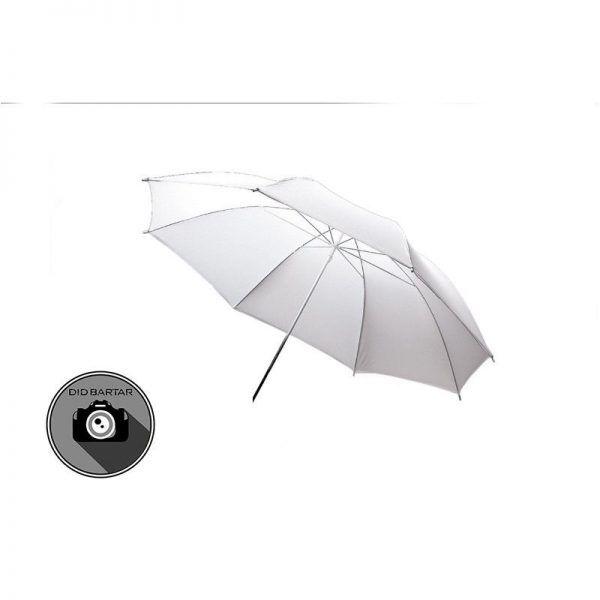 چتر سفید دفیوزر سایز 90cm