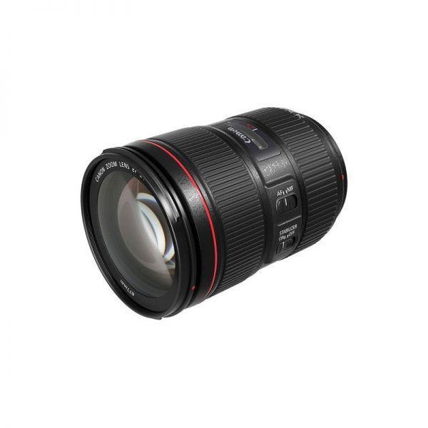 لنز کانن canon lens EF 24-105mm f/4L IS II USM