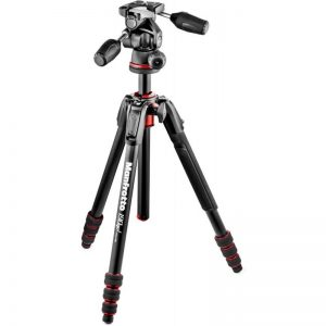 سه پایه مانفرتو Manfrotto 190 Go