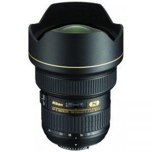 لنز نیکون AF-S NIKKOR 14-24mm f/2.8G ED