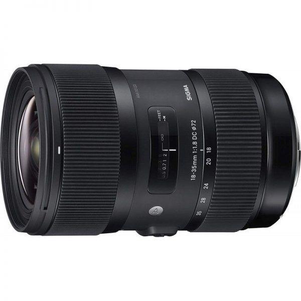 لنز سیگما Sigma 18-35mm F1.8 Art DC HSM Lens for Canon