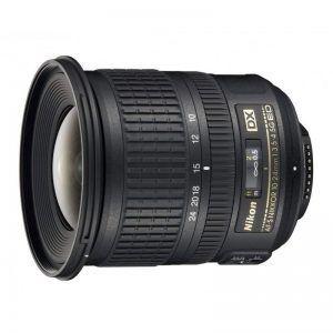 لنز نیکون AF-S DX NIKKOR 10-24mm f/3.5-4.5G ED