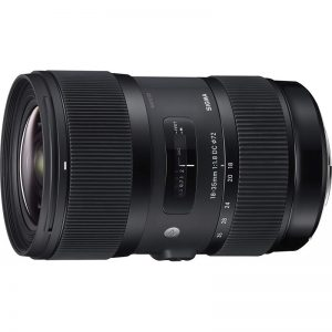 لنز سیگما Sigma 18-35mm F1.8 Art DC HSM Lens for NIKON