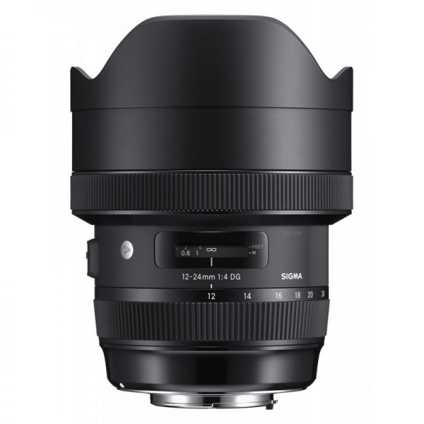 لنز سیگما Sigma 12-24mm f/4 DG HSM Art Lens for Canon