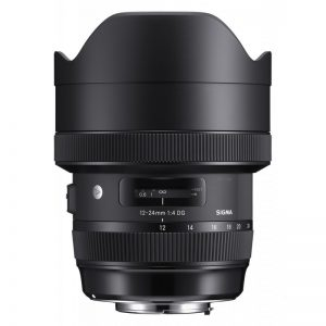لنز سیگما Sigma 12-24mm f/4 DG HSM Art Lens for NIKON