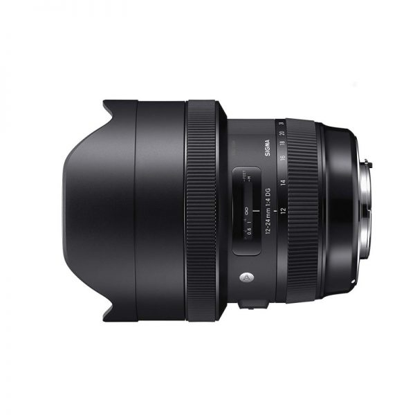 لنز سیگما Sigma 12-24mm f/4 DG HSM Art Lens for NIKON