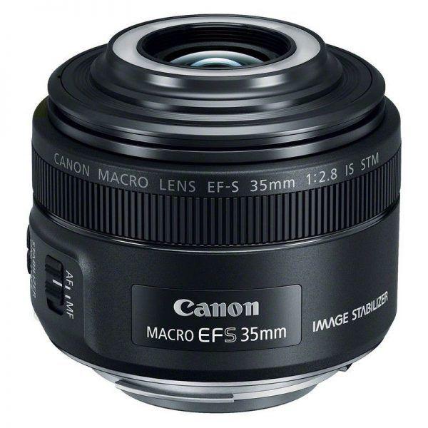 لنز کانن Canon lens EF-S 35mm f/2.8 MacroIS STM