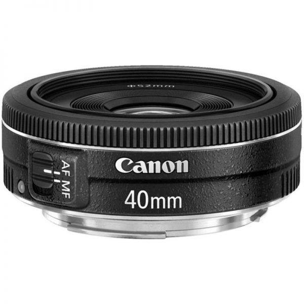 لنز کانن Canon lens EF 40mmf/2.8 G STM