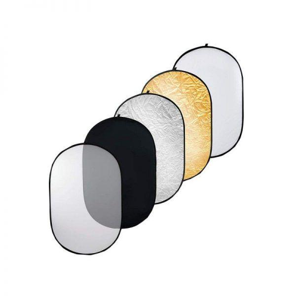 رفلکتور Reflector 5in 100*150
