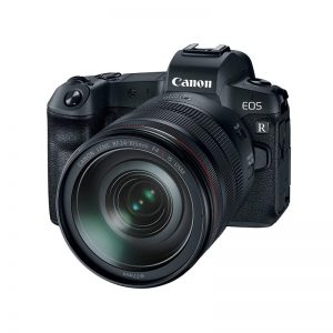 کانن Canon EOS R Mirrorless RF 24-105mm F/4L is USM