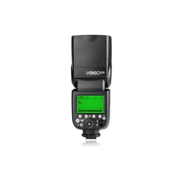 اسپیدلایت Godox V860IIN TTL Li-Ion Flash for Nikon