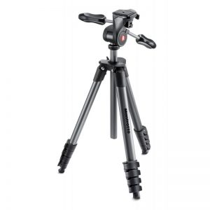 سه پایه مانفروتو Manfrotto Compact Advanced Aluminum 5