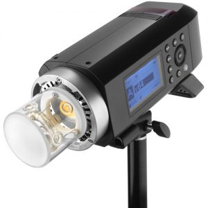 فلاش پرتابل گودکس Godox AD400Pro Witstro All-In-One Outdoor Flash