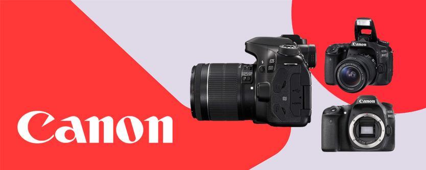 انواع دوربین های کانن